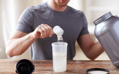 Rahasia Whey Protein untuk Membentuk Massa Otot