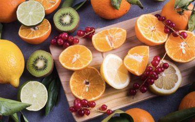 Buah Yang Mengandung Vitamin E dan C