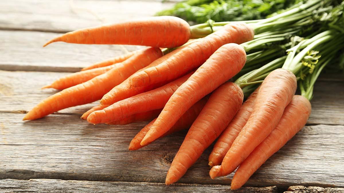 Jenis makanan yang mengandung betakaroten tinggi