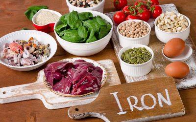 Konsumsi Makanan Mengandung Zat Besi Untuk Tubuh Lebih Sehat