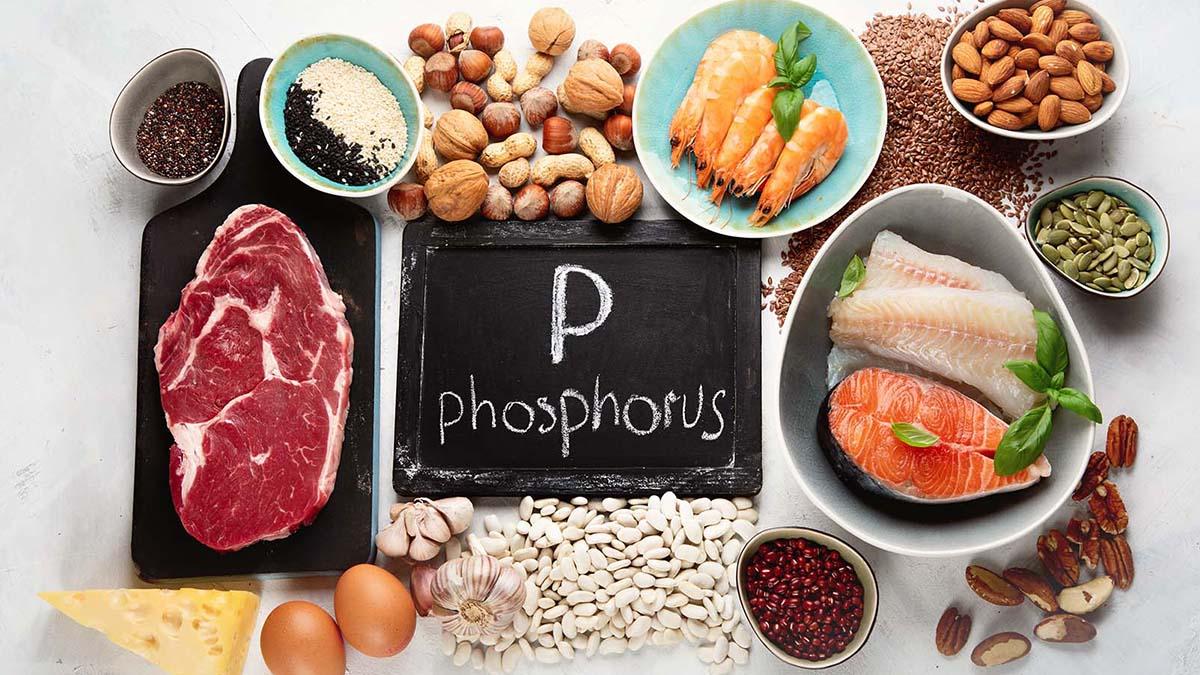 Fosfor, Komponen Penting Tubuh yang Harus Dijaga Keseimbangannya