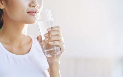 Kapan Waktu yang Tepat Untuk Minum Air Putih?