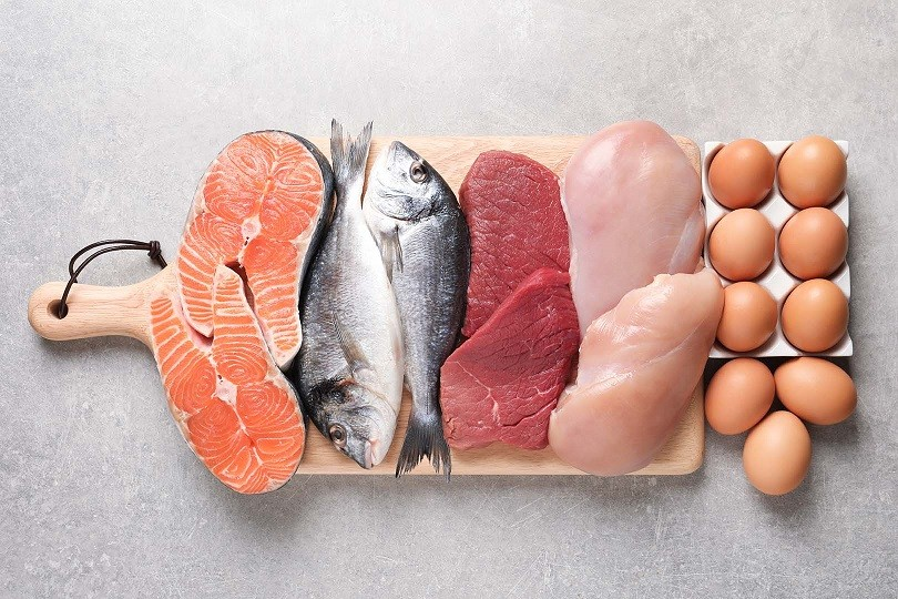20 Makanan Lezat Sumber Protein Tinggi