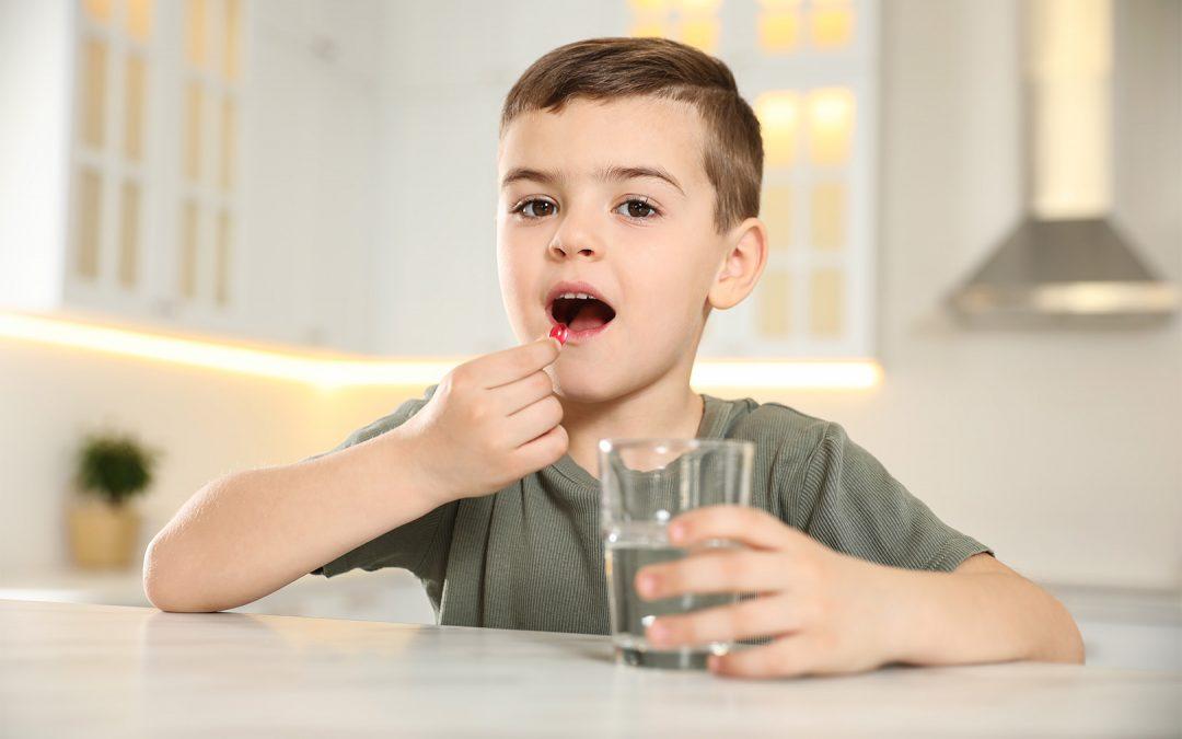 5 Vitamin dan Mineral untuk Daya Tahan Tubuh Anak