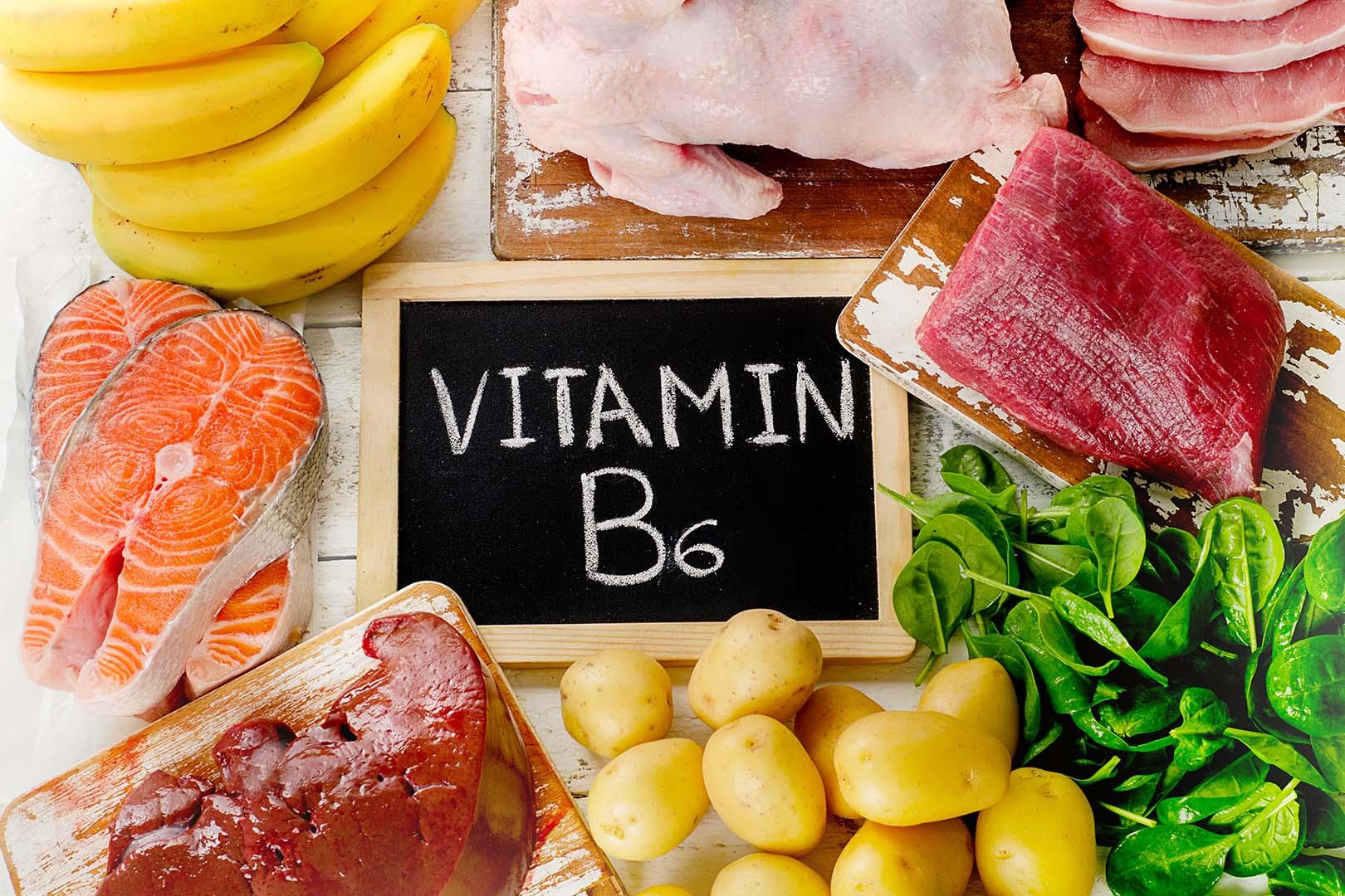 Vitamin B6: Sumber Terbaik dan Tanda Kekurangannya