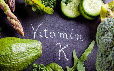 Mengenal Fungsi Vitamin K1 di dalam Tubuh