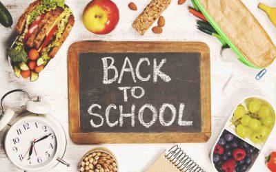 Bawa Bekal Makan Saat Kembali Sekolah di Era New Normal