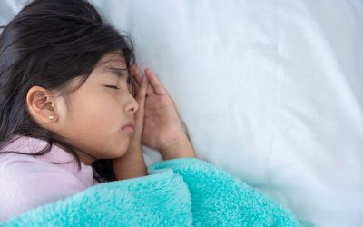 Pentingnya Waktu Tidur Bagi Si Kecil