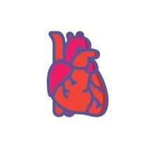 ikon jantung