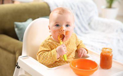 Penuhi Vitamin untuk Bayi Berusia 10 Bulan Ini!