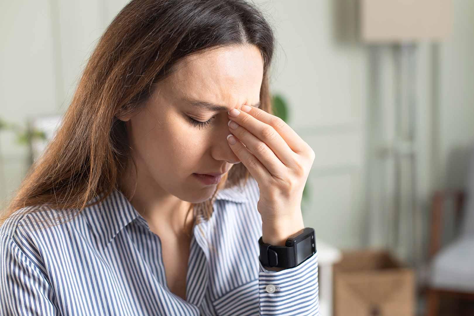 Akibat Stres bagi Tubuh Anda, Apa Saja?