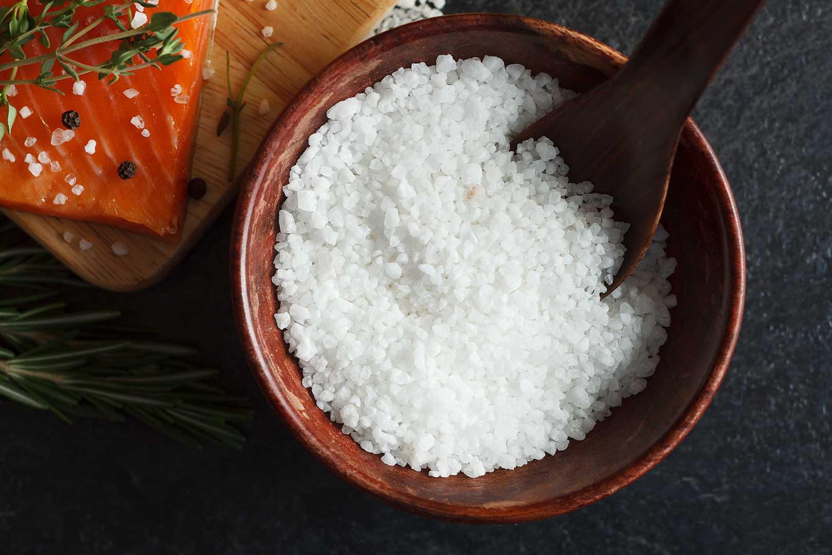 30 Jenis Makanan dengan Kandungan SodiumTinggi