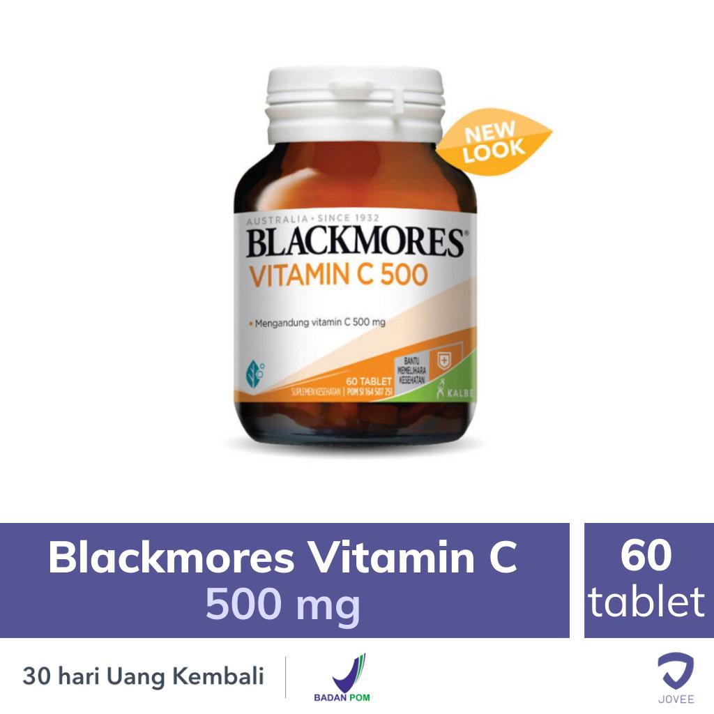 Blackmores Vitamin c 500 mg - 60 Tablet