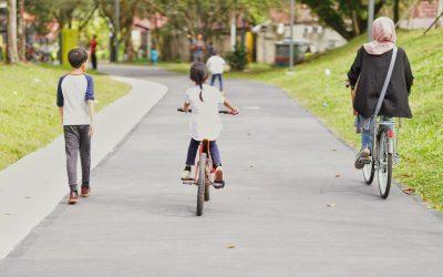 5 Manfaat Bersepeda bagi Kesehatan Tubuh Anda