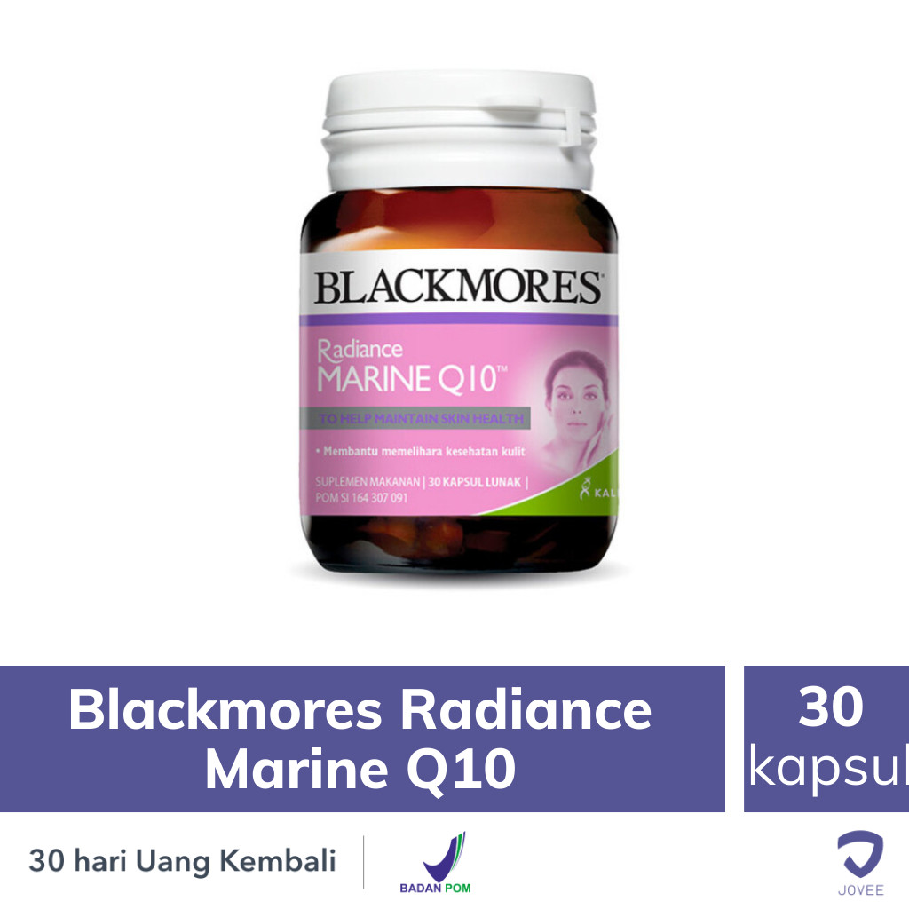 BLACKMORES RADIANCE Q10 30S