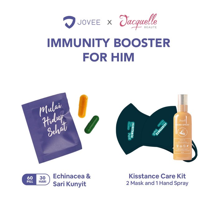 Jovee x Jacquelle For Him – Immunity Booster