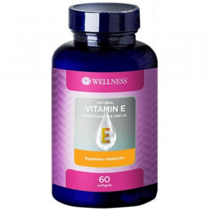 Wellness Natural - Vitamin E
