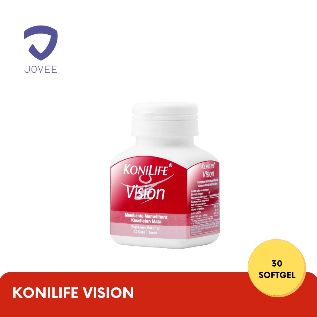 Konilife Vision - Vitamin Mata