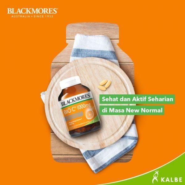 Blackmores Bio C Vitamin C 1000mg Daya Tahan Tubuh 90 Tablet Jovee Id