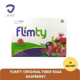 Flimty Original Fiber Raspberry