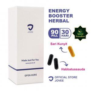 Suplemen Herbal Penambah Energi Puasa