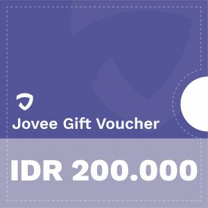 jovee gift voucher 200k