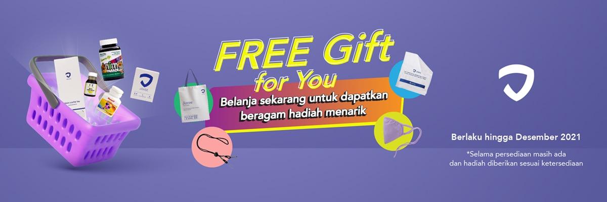 promo free gift